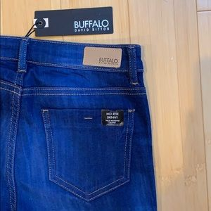 Buffalo Skinny Jeans David Bitton 24 x 30